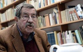 El escritor y Premio Nobel alemán Günter Grass