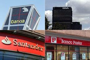 A la banca le sobran 41.000 empleados y el 35% de las sucursales, según un estudio