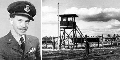 Muere a los 95 años el piloto que falsificó la documentación de los presos que escaparon en 'La Gran Evasión'