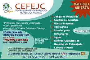 Centro Europeo de Formación y Empleo J. C.