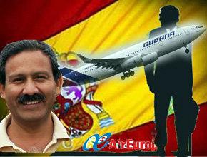 Agentes de EE.UU. impiden a periodista colombiano abordar avión con destino Cuba en el aeropuerto Madrid