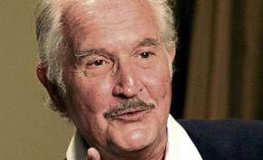 Carlos Fuentes, en una iamgen de archivo
