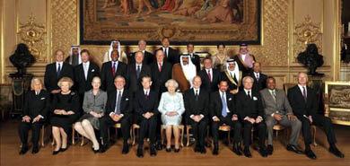 Foto 'de familia', de la celebración oficial este mediodía