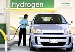 En 2015 irrumpirá la era de los coches a hidrógeno