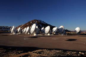 Observatorio ALMA: Los ojos del Mundo