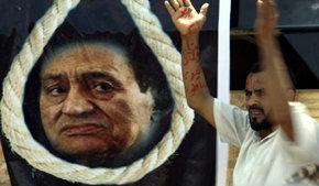 El expresidente egipcio Hosni Mubarak, de 84 años, ha sido condenado este sábado a cadena perpetua