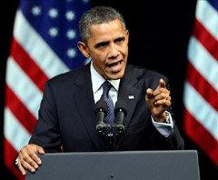 Barack Obama, presidente de EE.UU.