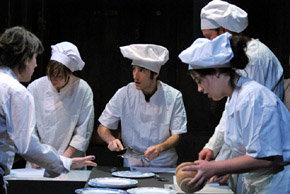 """""""Nuestra cocina"""" de José Luis Alonso de Santos en el Teatro Réplica"""