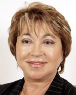 La senadora del PP Luz Elena Sanín
