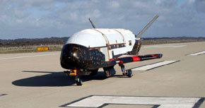 Nave espacial secreta de Fuerza Aérea de Estados Unidos regresa a la Tierra