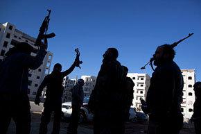 Canciller ruso acusa a EE.UU. de abastecer de armas a rebeldes sirios