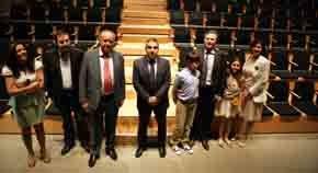 El Auditorio de la Diputación llevará el nombre de Edgar Neville como reconocimiento a su labor cultural en la provincia