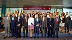 FITUR entrega sus premios 2012