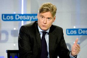 El secretario general del Partido Popular Europeo (PPE), Antonio López-Istúriz