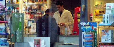 Una farmacia, en algún lugar de España...