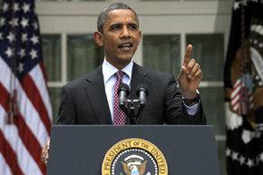 El Presidente Barack Obama anunció la suspensión de las deportaciones de jóvenes indocumentados.