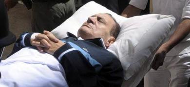 El expresidente egipcio Hosni Mubarak está clínicamente muerto
