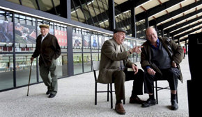 La OMS busca en Espa�a ampliar la red de ciudades amigables con las personas m�s mayores