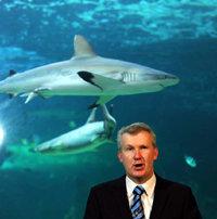 Tony Burke, ministro de Medio Ambiente de Australia