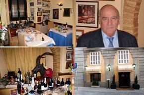 �La Hora Blanca del Turismo y la Gastronom�a� desde �El Rinc�n de Esteban�, en Madrid
