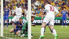 EURO2012: Inglaterra y Francia clasifican por el grupo D