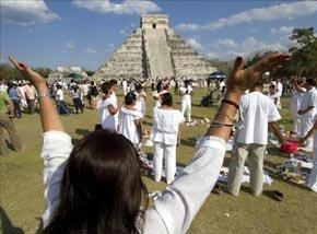 Descubren el calendario maya que desmonta las teor�as del fin del mundo