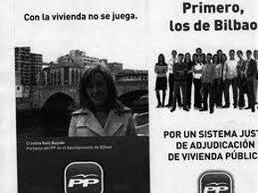Denuncian al PP de Bilbao por �incitar al odio� contra los inmigrantes