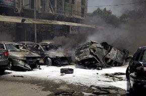 Más de un centenar de civiles muere en Siria en una jornada especialmente sangrienta