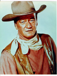 John Wayne, la Leyenda, a 33 a�os de su Muerte�