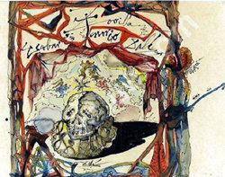 'Cartel de don Juan Tenorio', de Salvador Dalí.