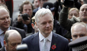 Ecuador sopesa el riesgo de que Julian Assange pudiera ser condenado a muerte