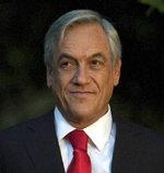 Sebastían Piñera obtiene 34 % de aprobación
