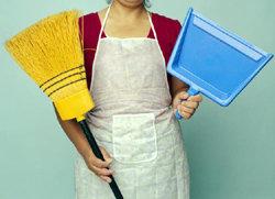 Las empleadas de hogar 'sufren' la nueva normativa