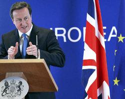 Cameron amenaza con cerrar las fronteras a los ciudadanos de la zona euro si empeora la crisis