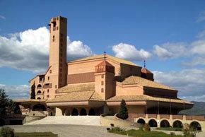 Santuario mariano de Torreciudad, perla espiritual del Somontano aragonés