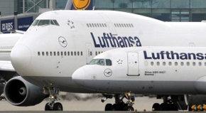 Lufthansa, premiada por su labor con los biocombustibles