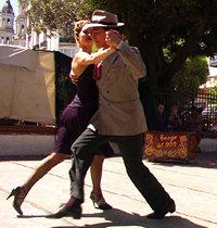 Buenos Aires, primer paso en Argentina
