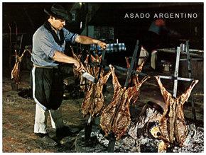 Costumbres y secretos del asado argentino