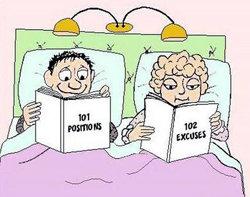 Se acabaron las excusas: 14 razones para tener relaciones íntimas.