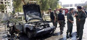 Los observadores de la ONU investigan en Tremseh la última masacre en Siria