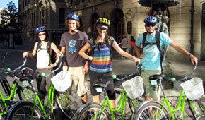 Eligen a Santiago como la sexta mejor ciudad para el cicloturismo