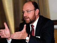Alfredo Moreno, Ministro de RR:EE. chileno