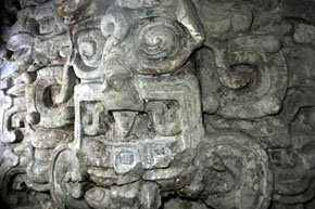 Descubren un templo que revela el culto de los mayas al sol
