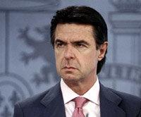 El ministro de Industria, Energ�a y Turismo, Jos� Manuel Soria