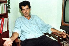 El disidente cubano, Oswaldo Payá, en una imagen de archivo