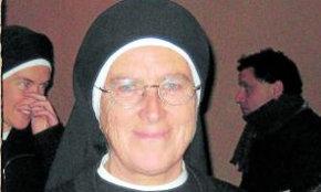 Isabel Margarita Lagos, ex superiora de la Congregación Las Ursulinas