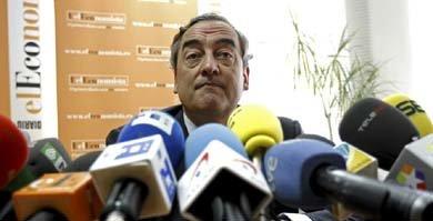 Juan Rosell presidente de la patronal CEOE