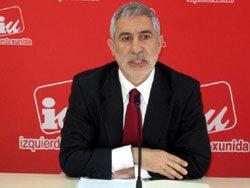 El diputado de Izquierda Unida (IU) por Asturias en el Congreso, Gaspar Llamazares