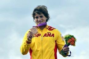 JJOO: Chourraut apunta la segunda medalla ol�mpica para Espa�a