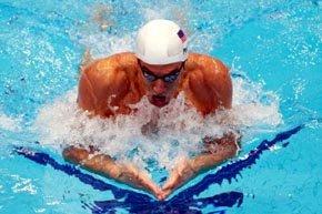 JJOO: Michael Phelps 21 medallas ol�mpicas y una dieta chatarra